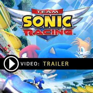 Team Sonic Racing trailer video
