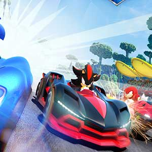 fast-paced competitive racing