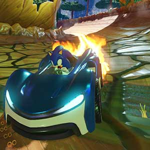 intense multiplayer racing