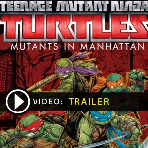 Buy Teenage Mutant Ninja Turtles Mutants in Manhattan CD Key Compare Prices
