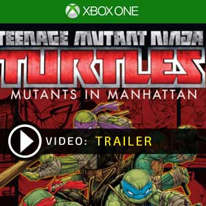 Teenage Mutant Ninja Turtles Mutants in Manhattan Xbox One Prices Digital or Physical Edition