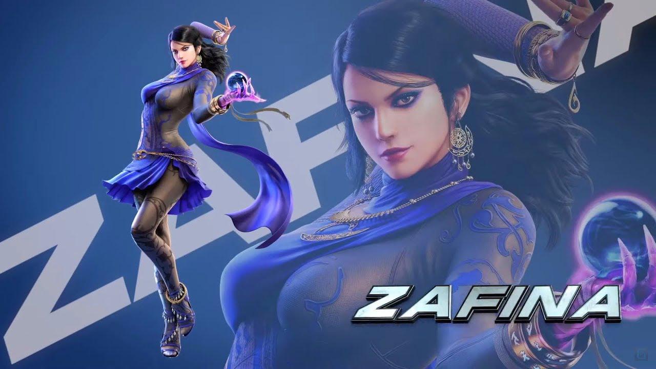 Tekken 7: Zafina