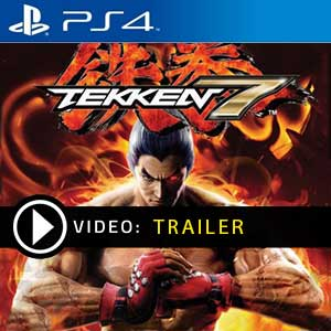 Tekken 7 PS4 Prices Digital or Physical Edition