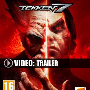 Buy Tekken 7 CD Key Compare Prices