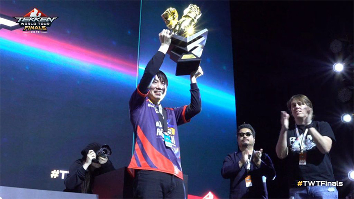 Tekken World Tour 2019 Finals Champion: Chikurin