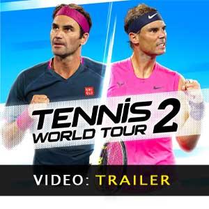 Tennis World Tour 2 trailer video