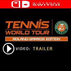 Tennis World Tour Roland Garros Edition Nintendo Switch Prices Digital Or Box Edition