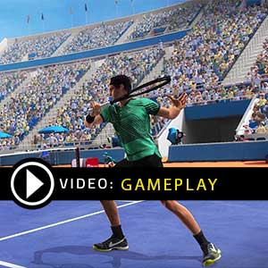 Tennis World Tour Roland Garros Edition Xbox One Gameplay Video