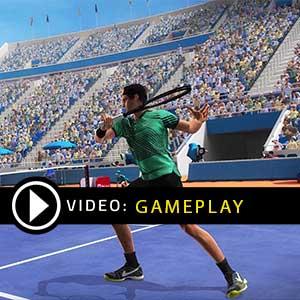 Tennis World Tour Roland Garros Edition Nintendo Switch Gameplay Video