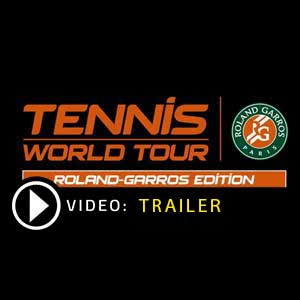 Buy Tennis World Tour Roland Garros Edition CD KEY Compare Prices
