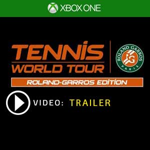Tennis World Tour Roland Garros Edition Xbox One Prices Digital Or Box Edition
