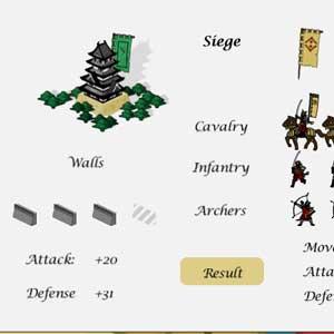 Tenshu General Army Profile