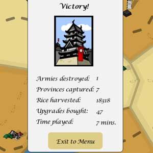 Tenshu General Victory