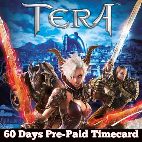 Compare and Buy Gamecard Tera 60 Days Prepaid Time Card