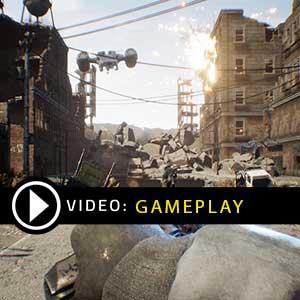 Terminator Resistance Gameplay Video