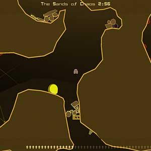 Terra Lander 2 Rockslide Rescue - The Sands of Chaos
