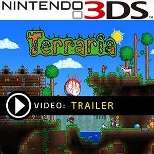 Terraria Nintendo 3DS Prices Digital or Box Edition