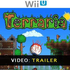 Terraria Nintendo Wii U Trailer Video