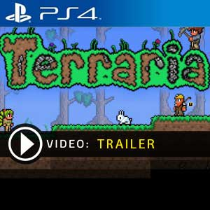 Terraria PS4 Prices Digital or Physical Edition