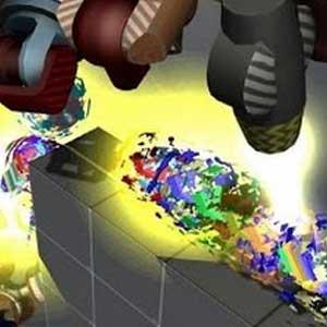 Terrorhedron Explosion