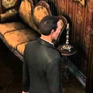Sherlock Holmes Testament - Investigate