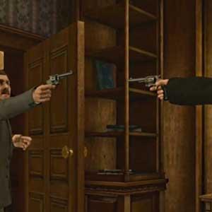 Sherlock Holmes Testament - Standoff