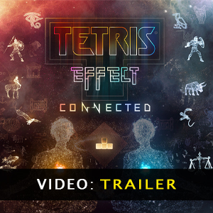 Tetris Effect Connected Trailer Video