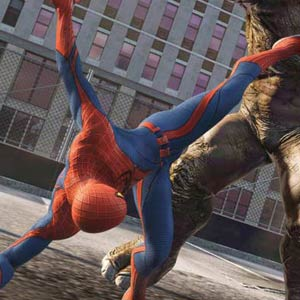 The Amazing Spiderman - Boss Battle