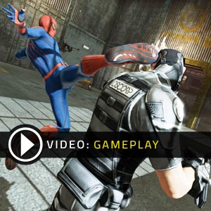 The Amazing Spiderman Gameplay Video