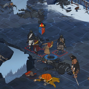 The Banner Saga Battle