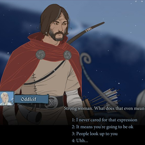 The Banner Saga Gameplay