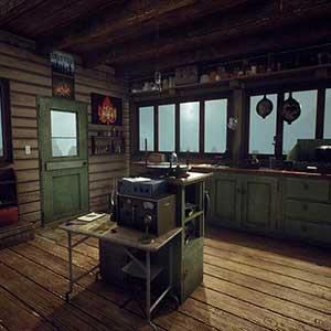 The Beast Inside Kitchen