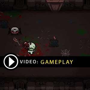 The Binding of Isaac Rebirth Gameplay Video
