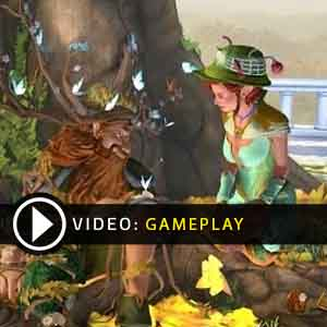 The Book of Unwritten Tales 2 Gameplay Video