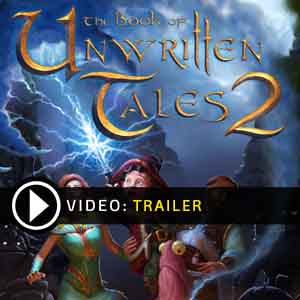 Buy The Book of Unwritten Tales 2 CD Key Compare Prices