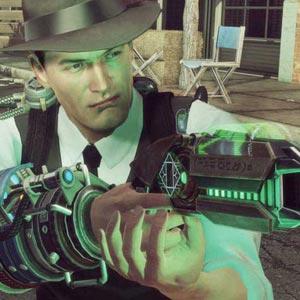 The Bureau XCOM Declassified Weapon