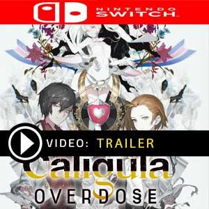 The Caligula Effect Overdose Nintendo Switch Prices Digital or Box Edition