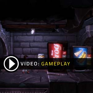 The Cave Gameplay Video