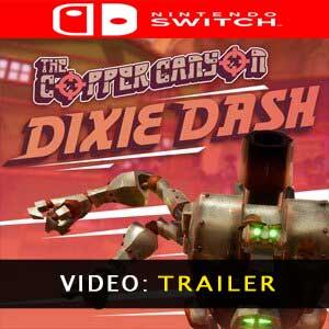 The Copper Canyon Dixie Dash