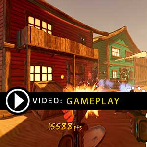 The Copper Canyon Shoot Out PS4 Prices Gameplay Video