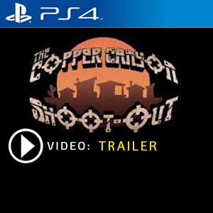 The Copper Canyon Shoot Out PS4 Prices Digital or Box Edition