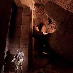 The Dark Pictures House of Ashes Sumerian Temple