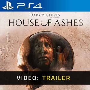 The Dark Pictures House of Ashes PS4 Video Trailer