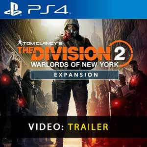 The Division 2 Warlords of New York PS4 Prices Digital or Box Edition