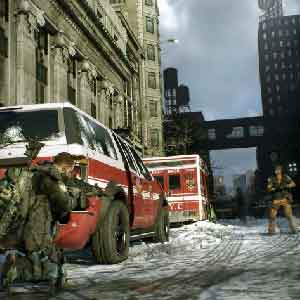 The Division Gameplay Image