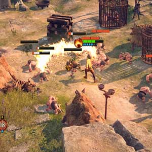 Tactical Battle