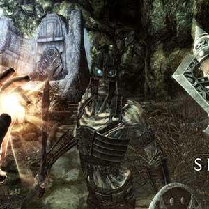 The Elder Scrolls 5 Skyrim VR - Undead Warrior