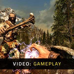 The Elder Scrolls 5 Skyrim VR Gameplay Video