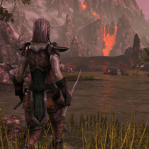 The Elder Scrolls Online PS4 Gameplay