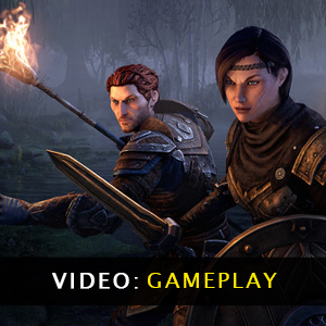 The Elder Scrolls Online Blackwood Video Gameplay